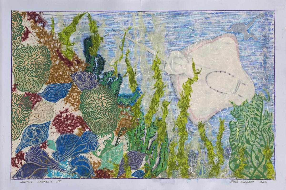 Oceanic Fantasia IV (2016) (large view)