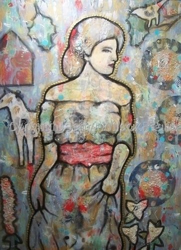 Garden Dancer 2, 2011