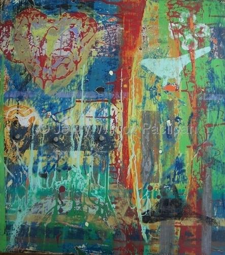 Rustic Garden 3, series, 3 2011