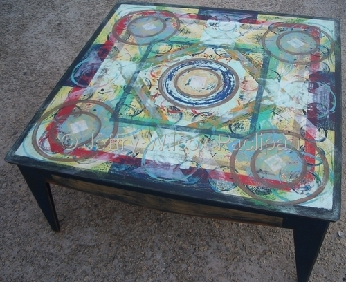 Coffe table 2011 6 SOLD