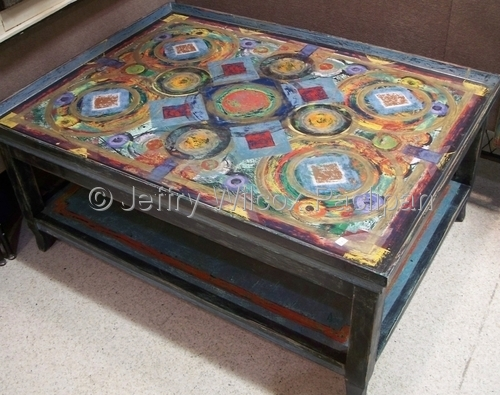 Awesome Coffee Table  Large