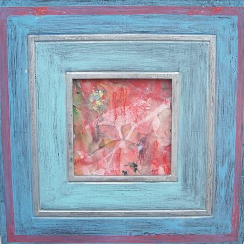 """""""Garden Friend"""" framed"""