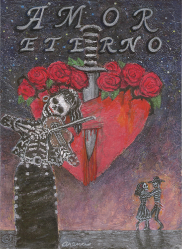 Amor Eterno #1 by Ron Arena
