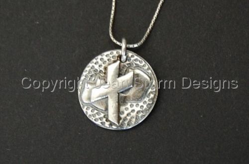 P7701-LR Zambia Commemorative Necklace