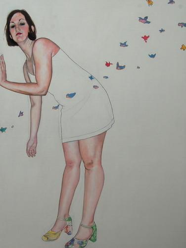Snow White's Blue Birds