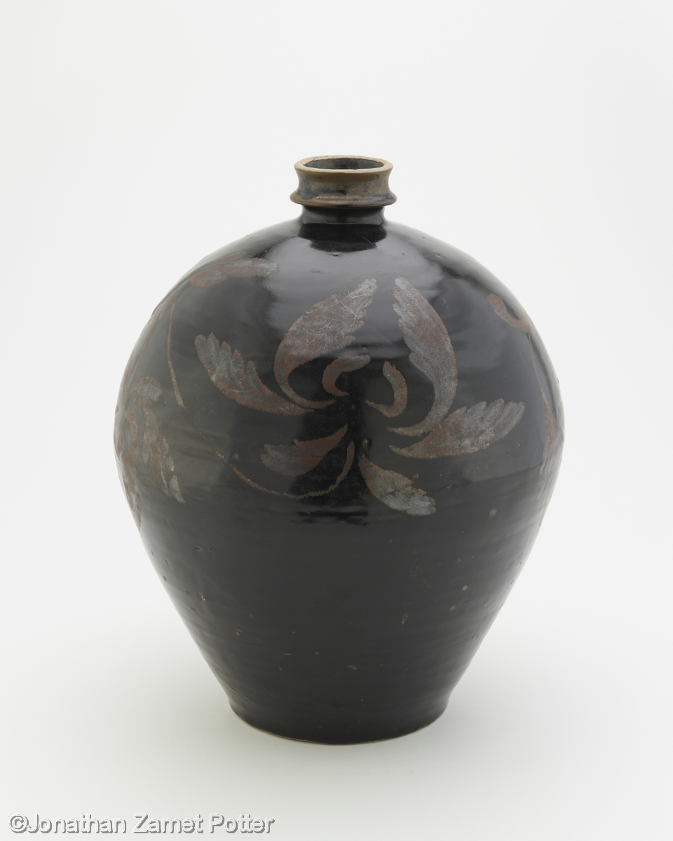 Sung Dynasty bottle (large view)