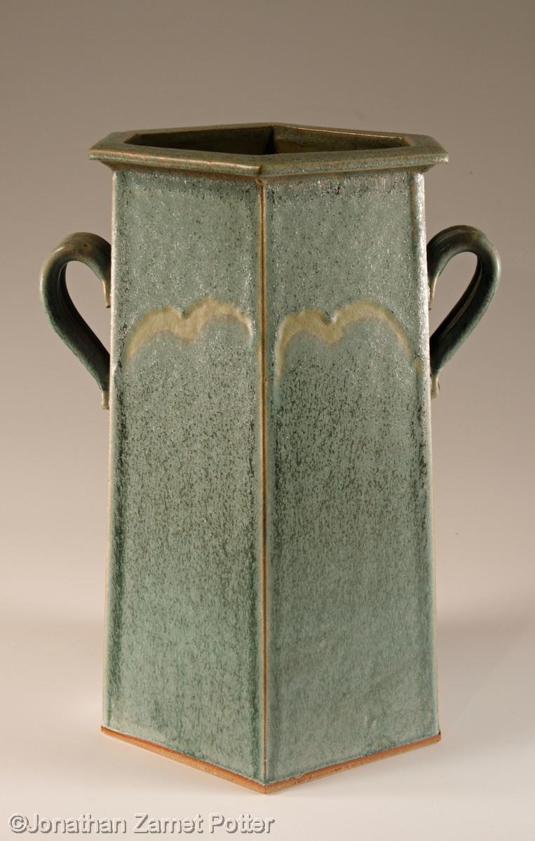 Stoneware vase original art by jonathan zamet stoneware vase reviewsmspy