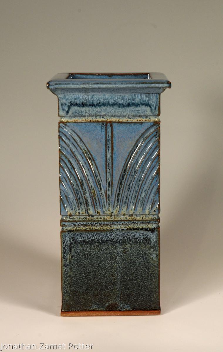 Slab Vase #17443 (large view)