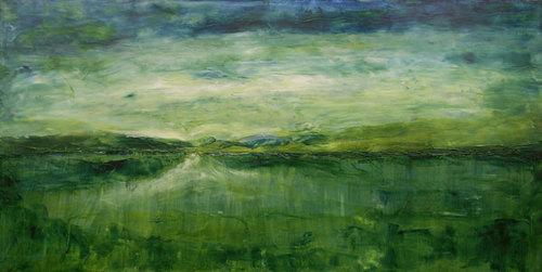 Spring Flows Green