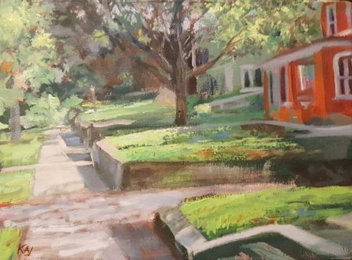 Boonville Stroll by Kaj Lofgreen
