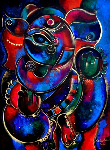 Ganesh on Astral