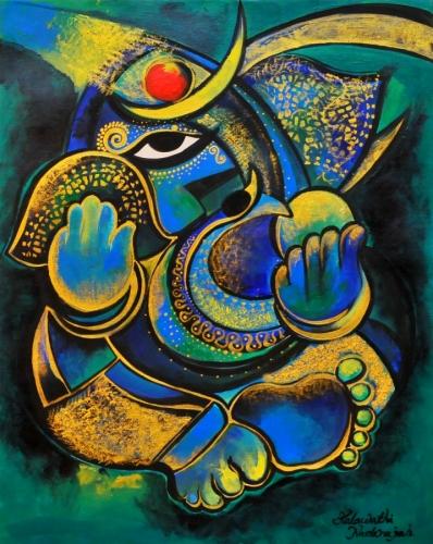 Ganesha as Ancient