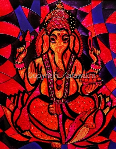 Ganesha as Luxury