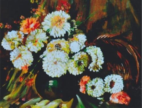 Mo- Azzen´s Chrysanthemum