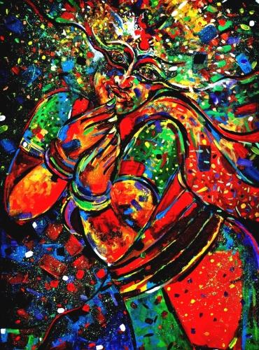 Odissi Spanda-The Throb
