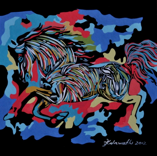 Horse- The Stallion