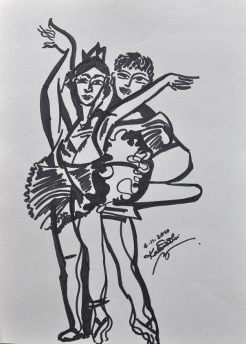 Dancers 1