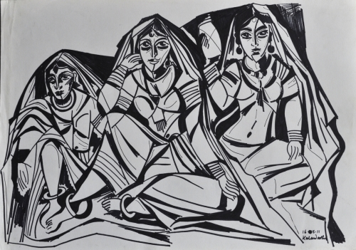Three Women 2