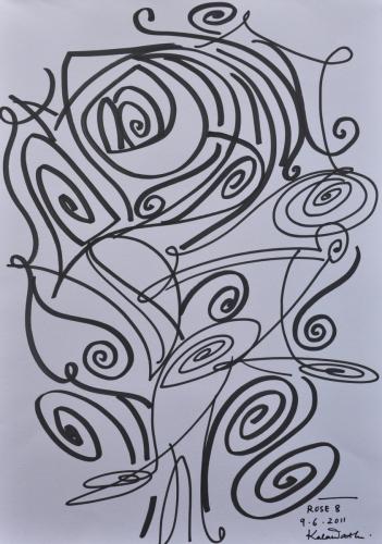 Rose Geometrism 1