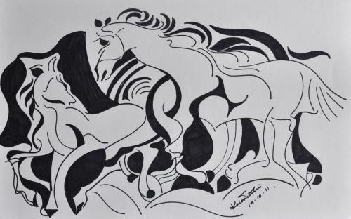 Horses 38