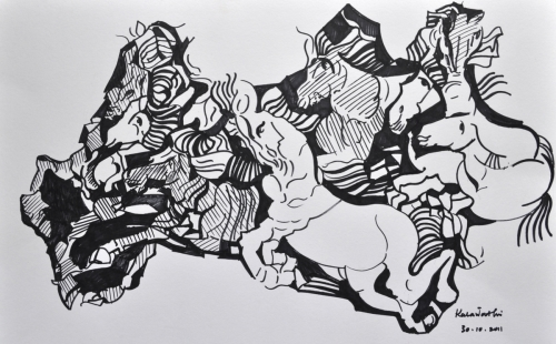 Horses 41