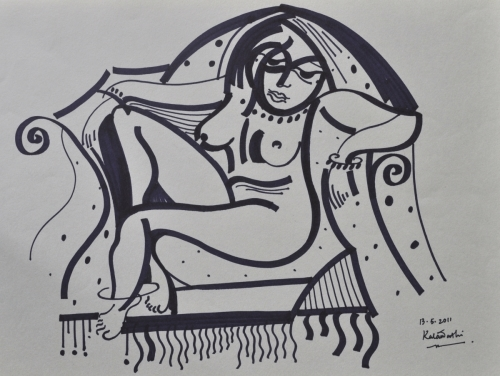 Nude 16 Inspiration Matisse