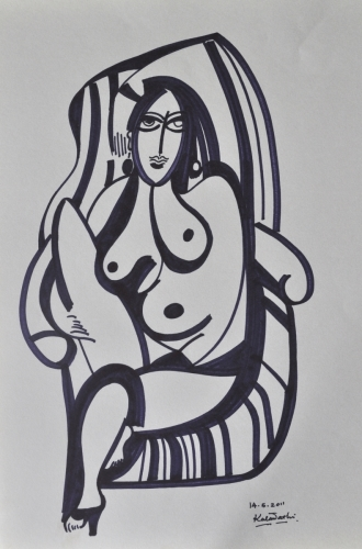 Nude 19 Inspiration Matisse