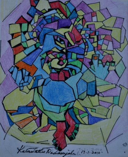 Ganesha Abstract 1