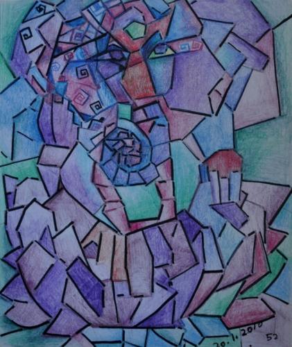 Ganesha Abstract 3