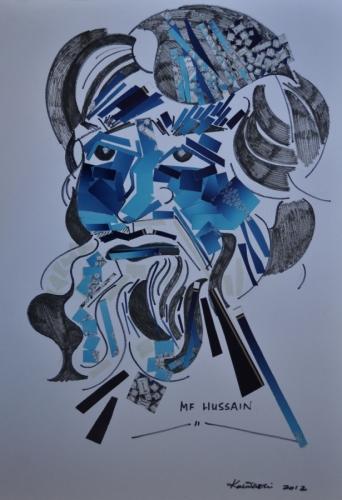 Mf Hussain Collage