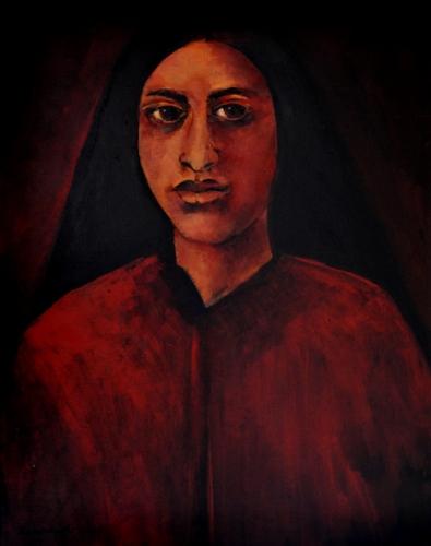 Self Portrait Kalawathi