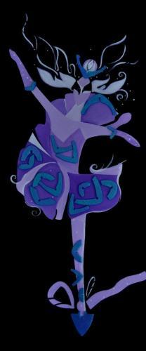 Ballerina Swan Princess