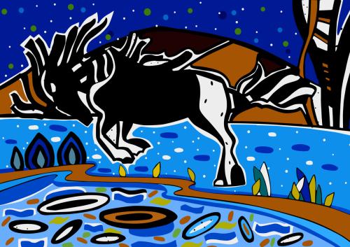 Night Stallion
