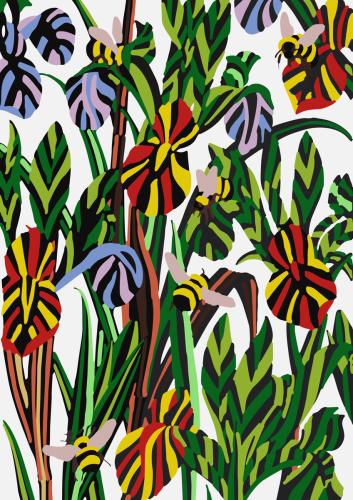 Forest Irises