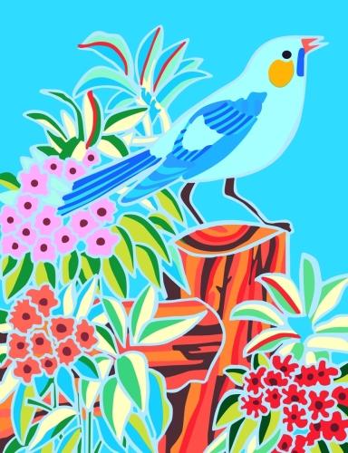 Bird- Hope