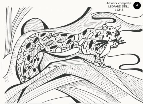 Leopard Still