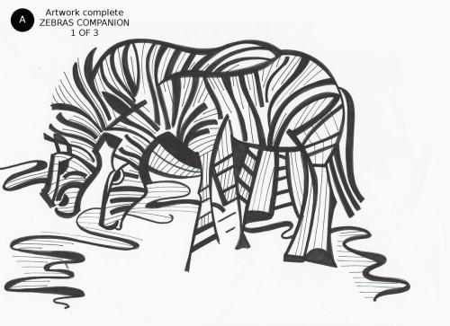 Zebras Companion