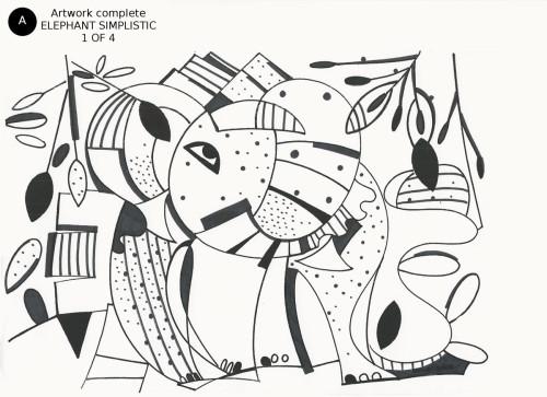 Elephant Simplistic