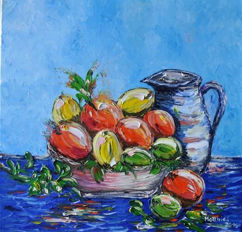 Citrus Fruits in Bowl