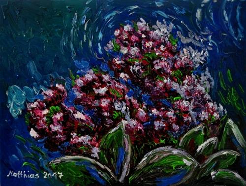 Lilac at Night
