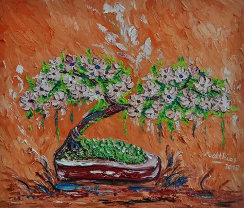 Bonsai – the flowering one