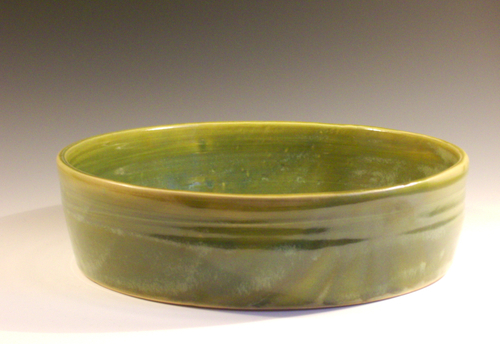 Serving bowl by Chylene Kampenga