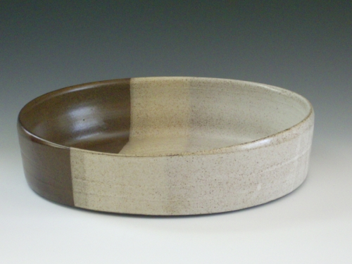 Serving bowl (large view)