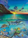 When the Sun Sets on the NaPali Coast (thumbnail)