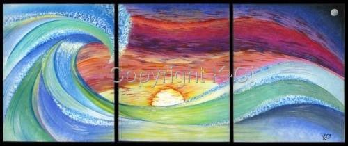 Hawaii Sunset (thumbnail)
