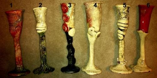 Goblets 1-6