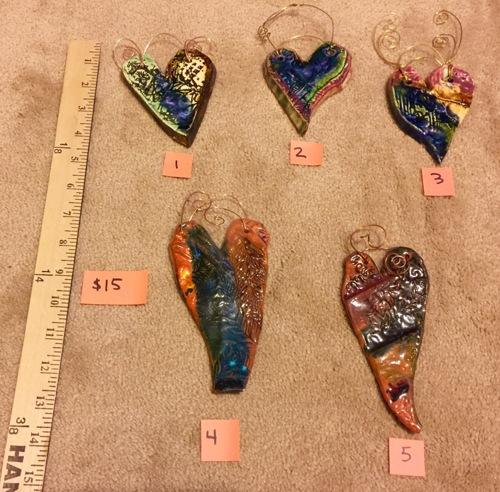 $15 Hearts
