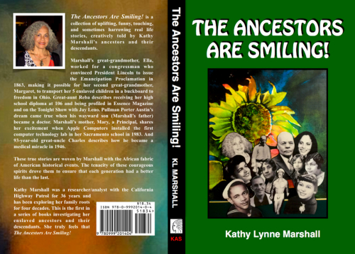 The Ancestors Are Smiling!  by Kanika Marshall Art & Books