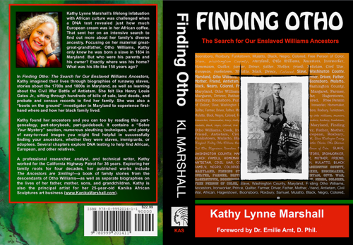 Finding Otho: The Search for Our Enslaved Williams Ancestors