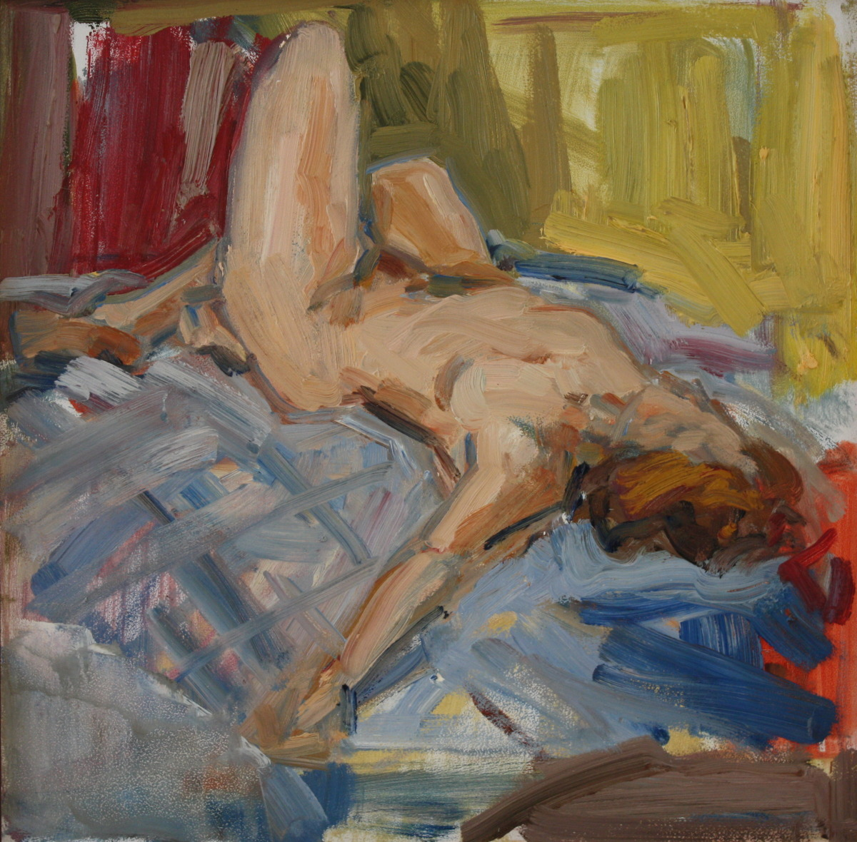 Reclining Nude (large view)